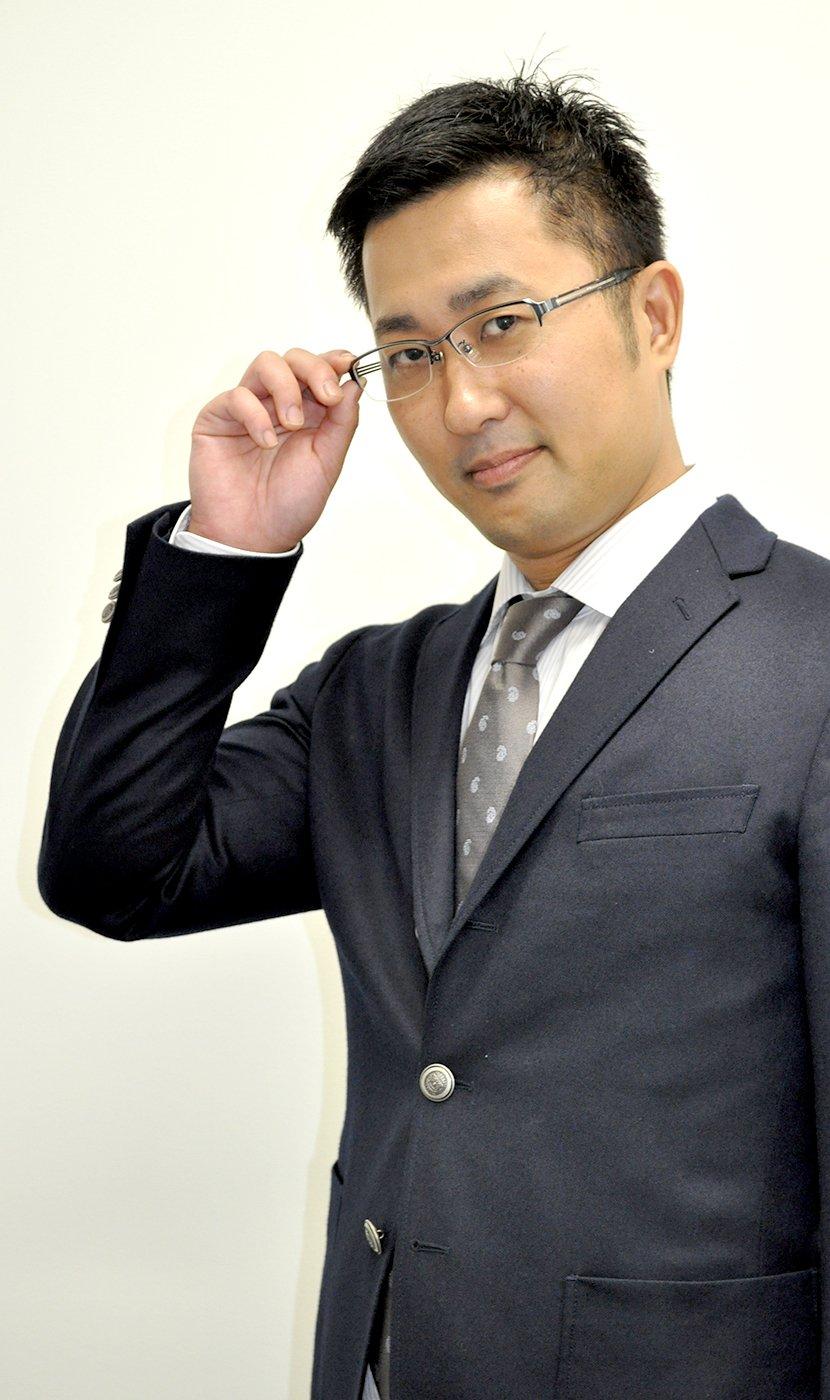 代表税理士 杉村 泰宣(すぎむら やすのり)